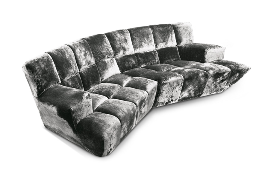 bretz sofa cloud 7. Black Bedroom Furniture Sets. Home Design Ideas